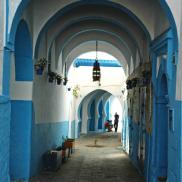 Calle de Larache, Marruecos © Ana Asensio