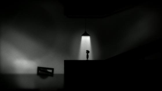 Escena videojuego Limbo