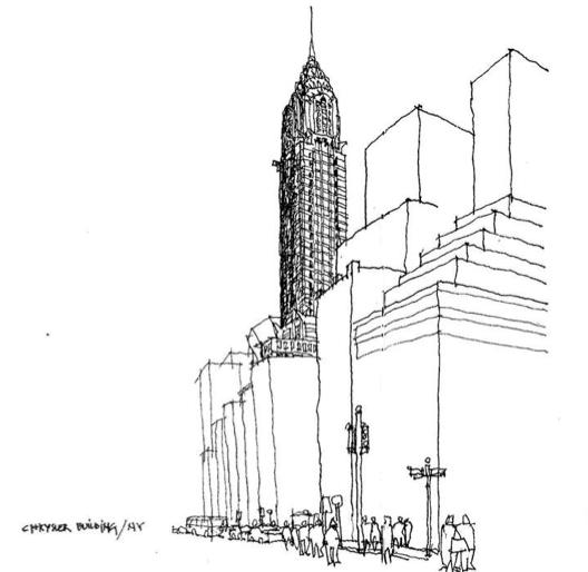 Chrysler Building, Ivan Cartes