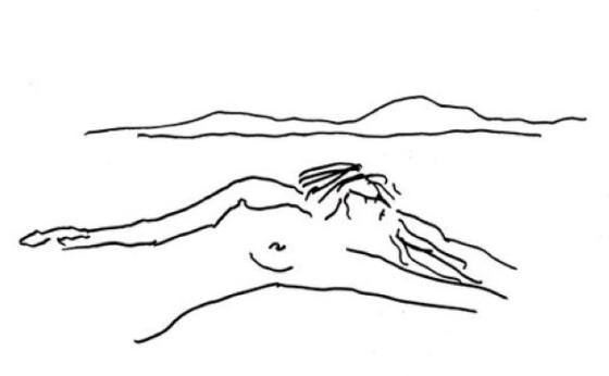 Oscar Niemeyer, poema de la mujer