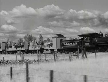 Los hermanos Marx en el Oeste, Edward Buzzel, 1940