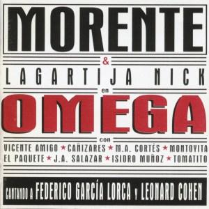 Enrique Morente - Omega (frontal)