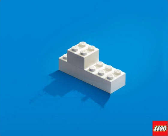 Just Imagine (2012) Cartel Publicitario de The Lego Company