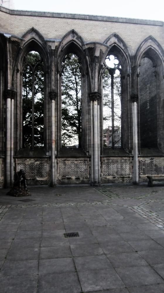 Iglesia St Nikolai - Hamburgo © PabloAbad