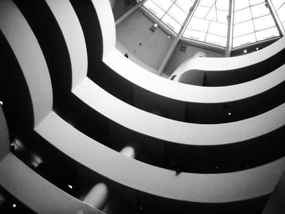 Museo Guggeheim - NY © Pablo Abad