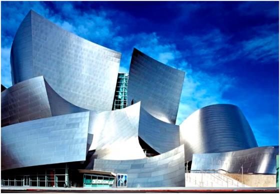 Frank Gehry en Bilb… no, espera, en Los Ángeles.