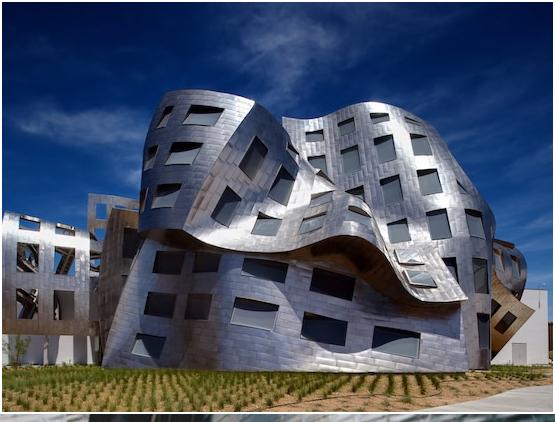 Frank Gehry con ventanas en… ¿qué más da?
