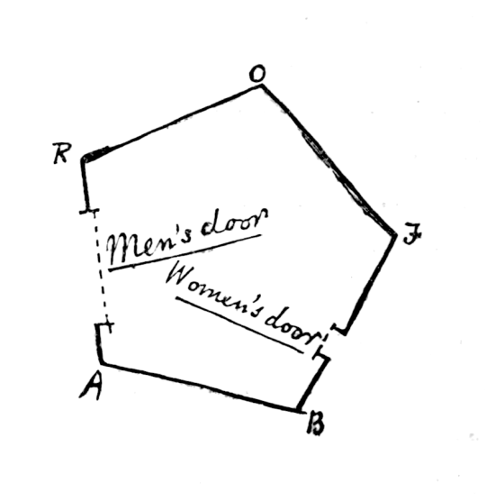 Dibujos originales Planilandia:  Flatland: A Romance of Many Dimensions  (first edition). Edwin Abbott