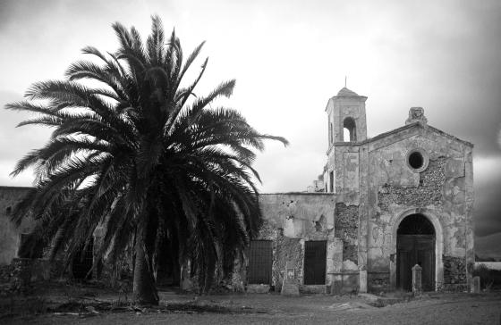 Cortijo del fraile, donde tuvo lugar el crimen que se relata en Bodas de Sangre de Lorca. © Ana Asensio
