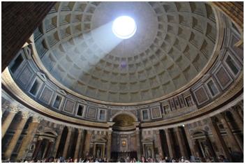 Imagen del Panteón de Roma, Agripa, 118-125 d. C.