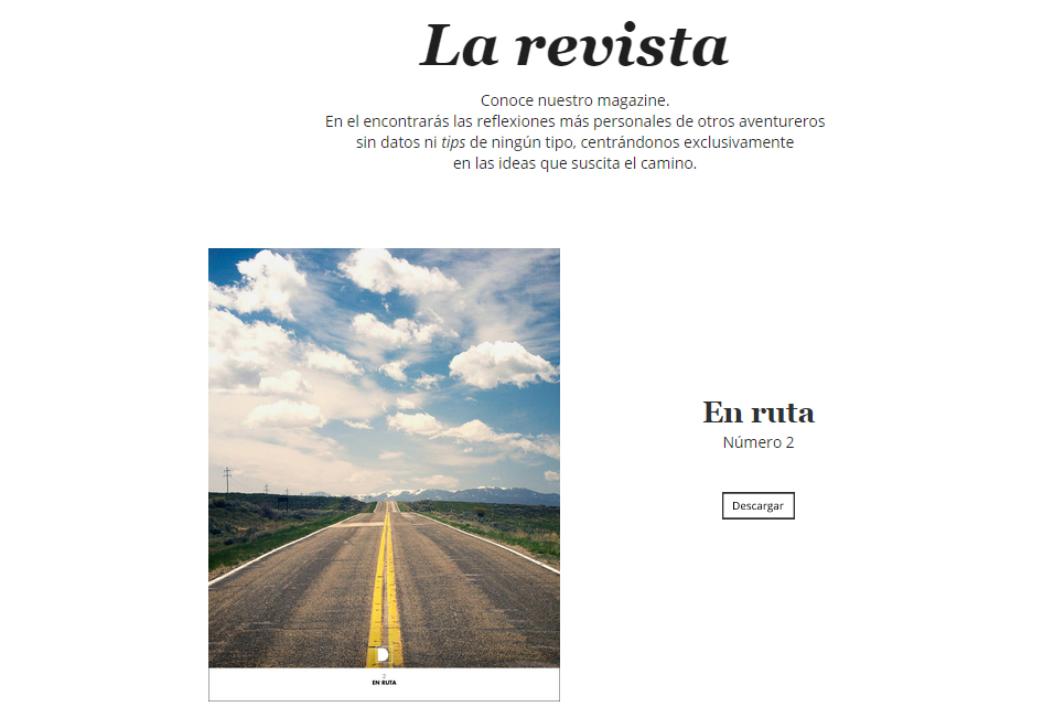 Publicado el nº2 de la revista Derivasia. Download it now!