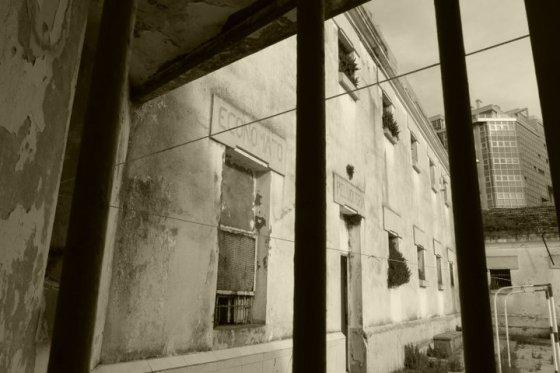 Antigua prisión provincial, A Coruña. © Simita Fernández