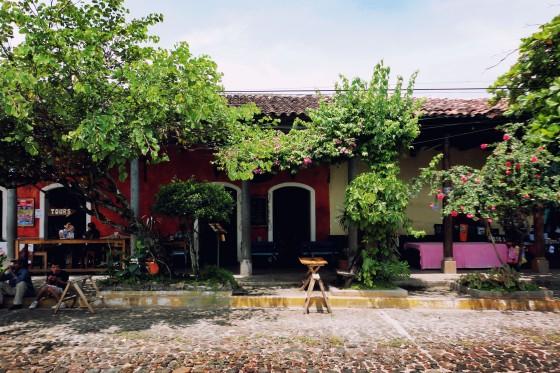 Portal de Suchitoto, Departamento de Cuscatlán.