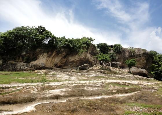 Isla del Ermitaño, Lago de Suchitlán, Departamento de Cuscatlán