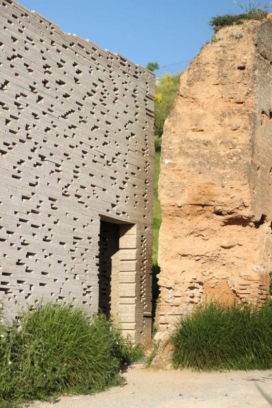 Acceso a la muralla nazarí ©Juan José Tenorio Feixas