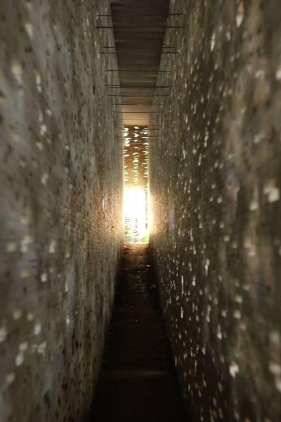 interior de la muralla nazarí ©Juan José Tenorio Feixas