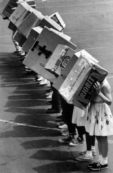 How to watch the solar eclipse like a 1960s school kid