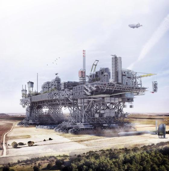 VLS – Very Large Structure, Plataforma Probeta para la Gestión y la Coreografía Territorial | Zuloark