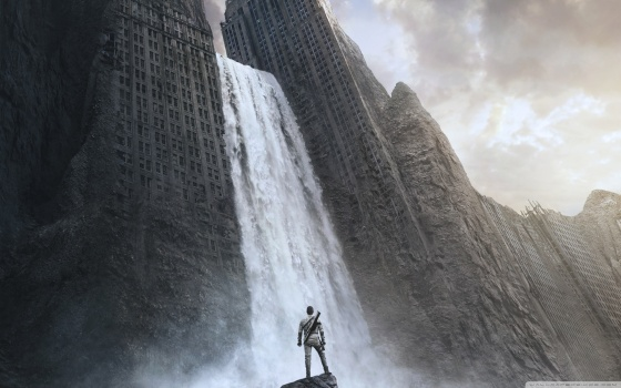 Fotograma de 'Oblivion'.