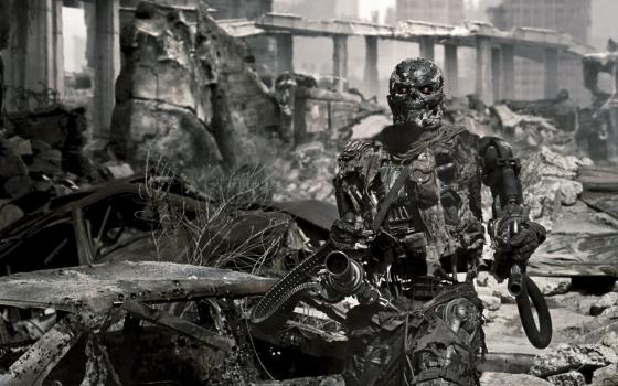 Fotograma de 'Terminator'.