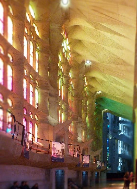 Sagrada Familia, Barcelona. © Simita Fernández