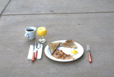 [2] Breakfast; Gene Bernofsky y Clark Richet, 1962